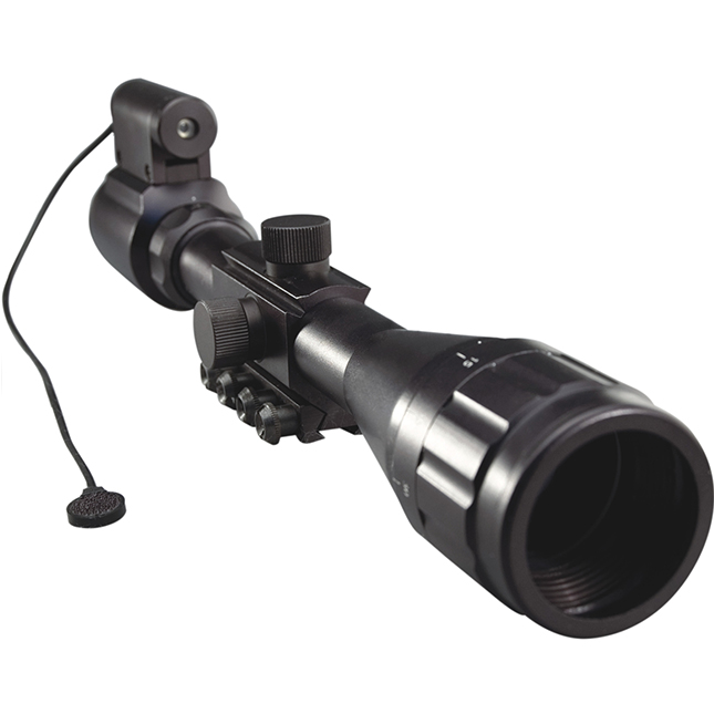 3-9X40 Adjustment Objective Riflescope